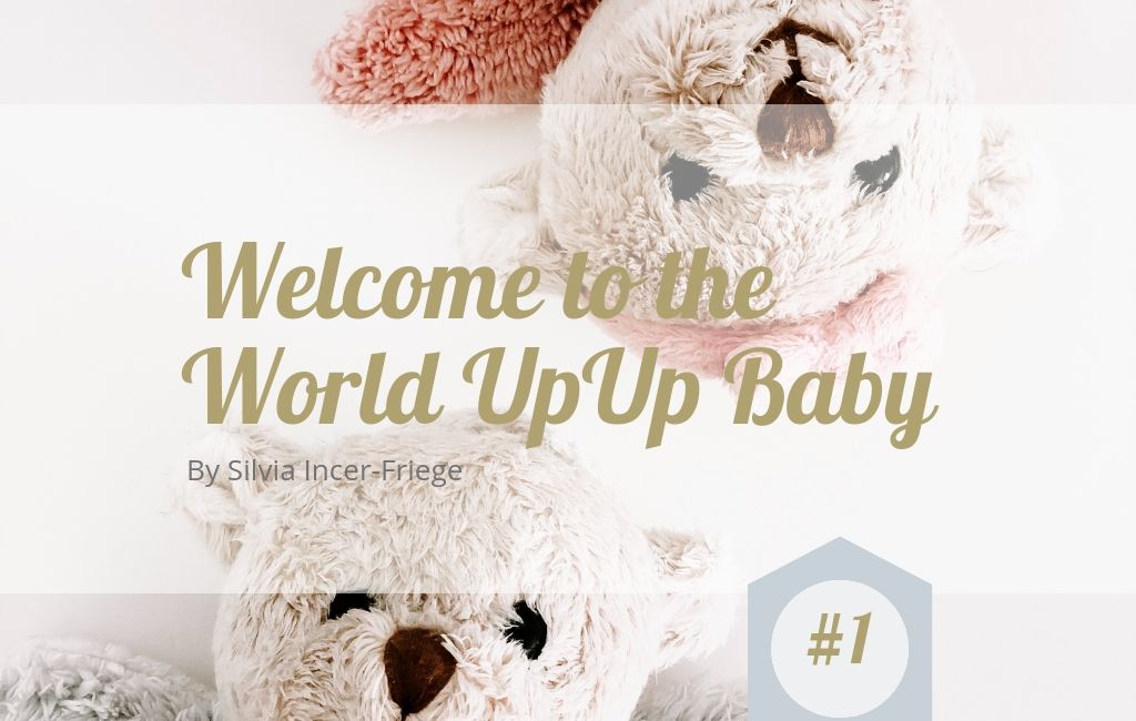 Welcome to the World UpUp Baby