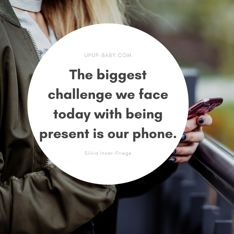 UpUp Baby Blog_Being Present Challenge